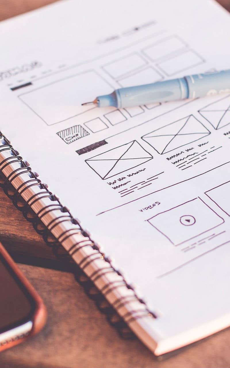 A simple but effective Web Design process